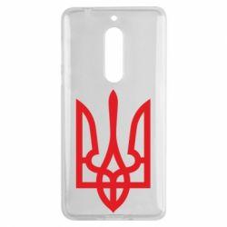 Чехол для Nokia 5 Класичний герб України - FatLine