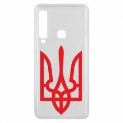 Чохол для Samsung A9 2018 Класичний герб України