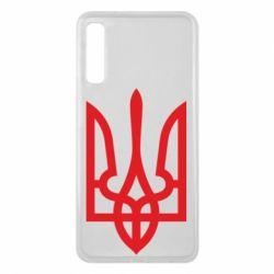 Чохол для Samsung A7 2018 Класичний герб України