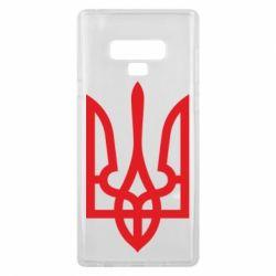 Чохол для Samsung Note 9 Класичний герб України