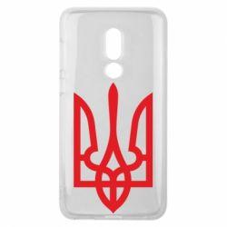 Чехол для Meizu V8 Класичний герб України - FatLine