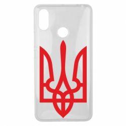 Чехол для Xiaomi Mi Max 3 Класичний герб України - FatLine