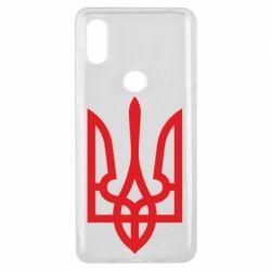 Чехол для Xiaomi Mi Mix 3 Класичний герб України - FatLine