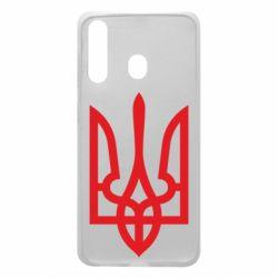 Чехол для Samsung A60 Класичний герб України