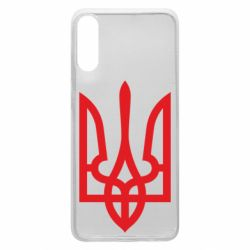 Чехол для Samsung A70 Класичний герб України