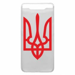 Чохол для Samsung A80 Класичний герб України