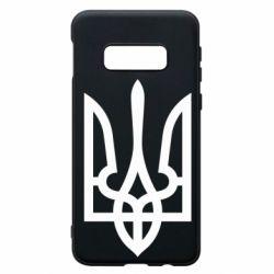 Чохол для Samsung S10e Класичний герб України