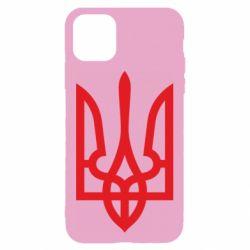 Чехол для iPhone 11 Класичний герб України