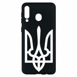 Чехол для Samsung M30 Класичний герб України