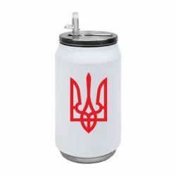 Термобанка 350ml Класичний герб України