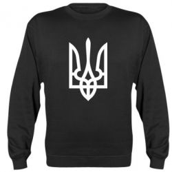 Реглан (свитшот) Класичний герб України - FatLine