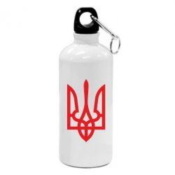 Фляга Класичний герб України - FatLine