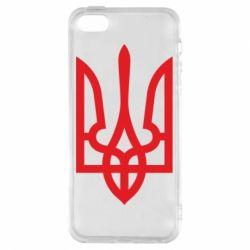 Чехол для iPhone5/5S/SE Класичний герб України