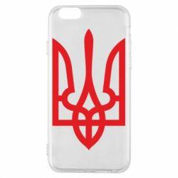 Чохол для iPhone 6/6S Класичний герб України