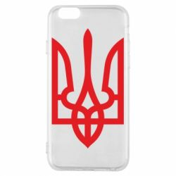 Чехол для iPhone 6/6S Класичний герб України