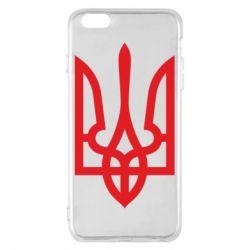 Чохол для iPhone 6 Plus/6S Plus Класичний герб України