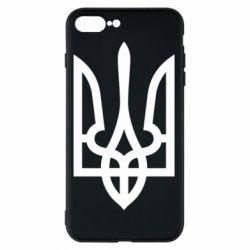 Чехол для iPhone 7 Plus Класичний герб України