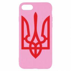 Чехол для iPhone 8 Класичний герб України