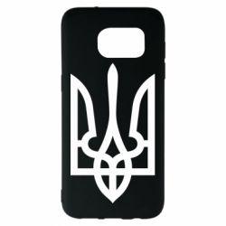 Чохол для Samsung S7 EDGE Класичний герб України