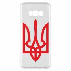 Чохол для Samsung S8 Класичний герб України