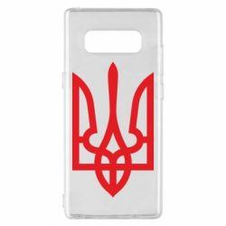 Чохол для Samsung Note 8 Класичний герб України