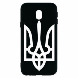 Чехол для Samsung J3 2017 Класичний герб України