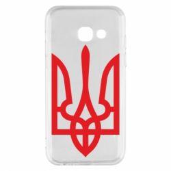 Чехол для Samsung A3 2017 Класичний герб України