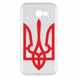 Чохол для Samsung A7 2017 Класичний герб України