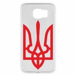 Чохол для Samsung S6 Класичний герб України