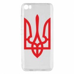 Чехол для Xiaomi Xiaomi Mi5/Mi5 Pro Класичний герб України - FatLine