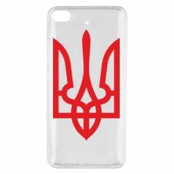 Чехол для Xiaomi Mi 5s Класичний герб України - FatLine