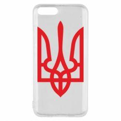 Чехол для Xiaomi Mi6 Класичний герб України - FatLine