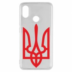 Чехол для Xiaomi Mi8 Класичний герб України - FatLine