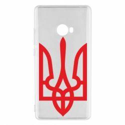 Чехол для Xiaomi Mi Note 2 Класичний герб України - FatLine