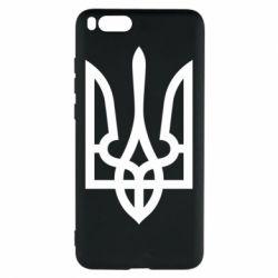 Чехол для Xiaomi Mi Note 3 Класичний герб України - FatLine