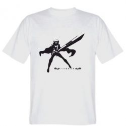 Мужская футболка Клеймор - FatLine