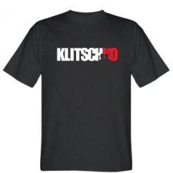 Мужская футболка Klitschko - FatLine