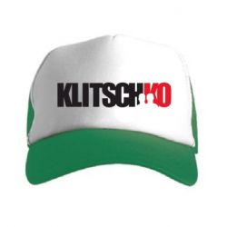 Кепка-тракер Klitschko - FatLine
