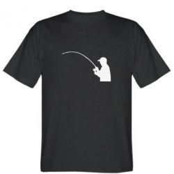 Мужская футболка Клюёт! - FatLine