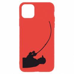 Чехол для iPhone 11 Клюёт!
