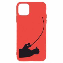 Чехол для iPhone 11 Pro Клюёт!