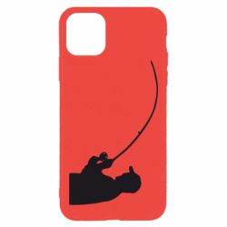 Чехол для iPhone 11 Pro Max Клюёт!