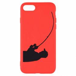 Чехол для iPhone 8 Клюёт! - FatLine