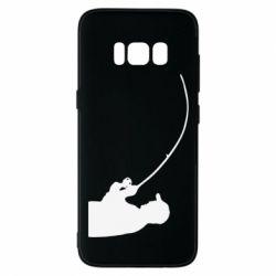 Чехол для Samsung S8 Клюёт! - FatLine