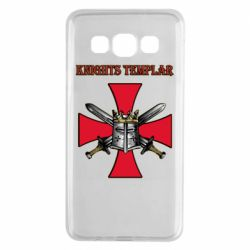 Чохол для Samsung A3 2015 Knights templar helmet and swords
