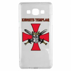 Чохол для Samsung A5 2015 Knights templar helmet and swords