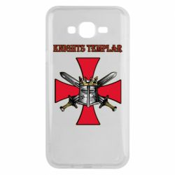 Чохол для Samsung J7 2015 Knights templar helmet and swords