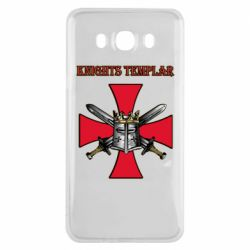 Чохол для Samsung J7 2016 Knights templar helmet and swords