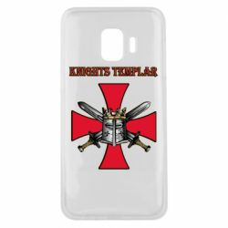 Чохол для Samsung J2 Core Knights templar helmet and swords