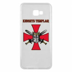 Чохол для Samsung J4 Plus 2018 Knights templar helmet and swords